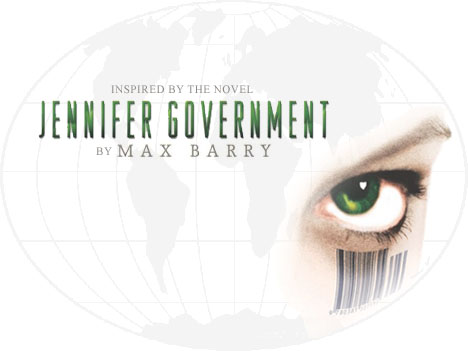 Visit the Jennifer Government web site